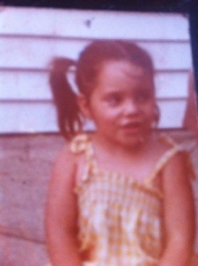 Me. the first year I entered foster care.
