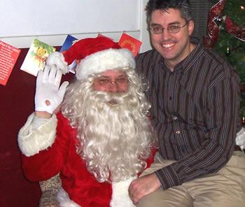 Santa'slap