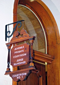 Judges and Attorneys and Courtrooms, Oh My! - Anchor of Promise