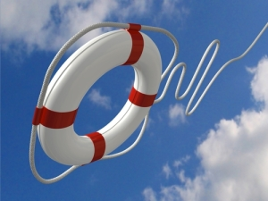 God is Your Life Preserver - Anchor Of Promise