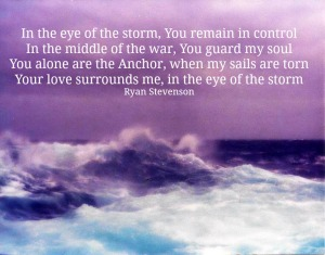 Eye of the Storm - Anchor of Promise