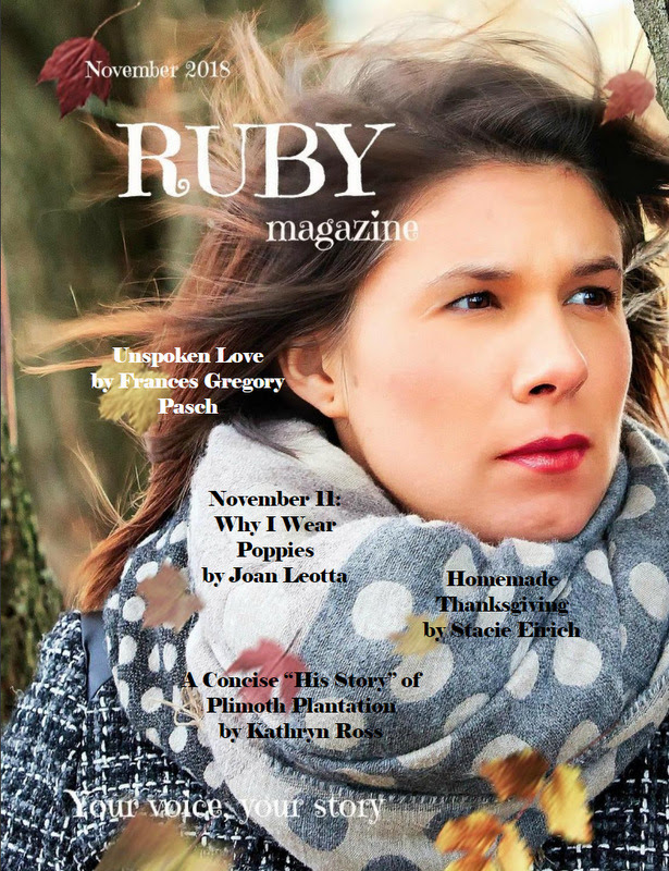 Ruby November Issue - Anchor Of Promise
