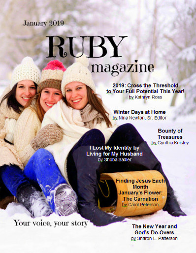 Ruby January Issue - Anchor Of Promise