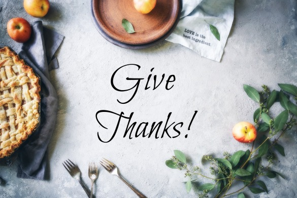 There is Nothing to be Thankful for...Or is There - Anchor Of Promise